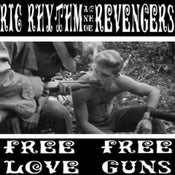 "Image of Ric Rhythm & the Revengers - ""Free Love, Free Guns"""