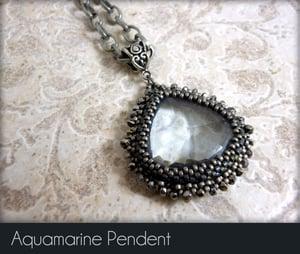 Image of Aquamarine Pendant