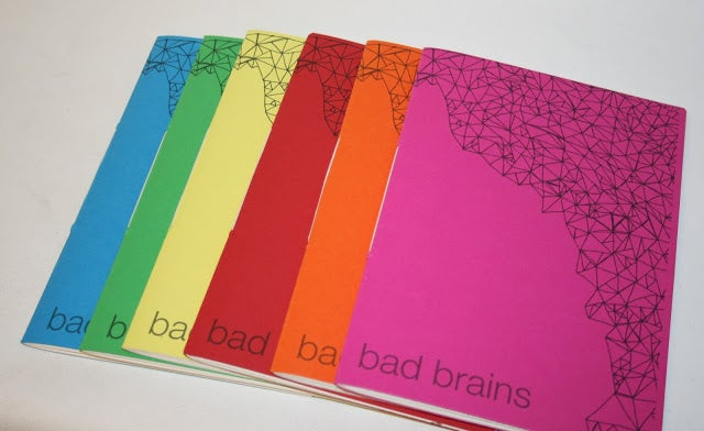 Image of Bad Brains | Various Authors & Artists | LIMITED EDITION of 50 copies