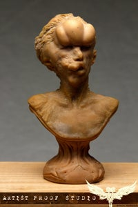 Image of Paul Komoda's Elephant Man bust (2013 Edition)