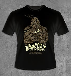 Image of Turning Golem (Black) Sizes left: M, L