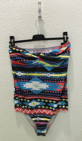 Image of Pattern Three Bodysuit