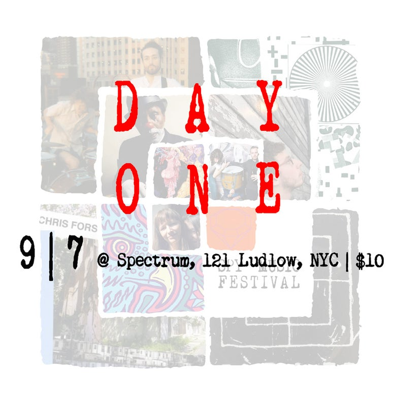 Image of Spy Fest Day 1 @ Spectrum (September 7)
