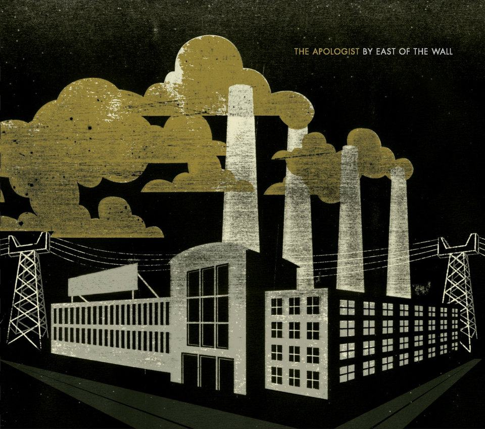 Image of East Of The Wall - The Apologist 2xLP
