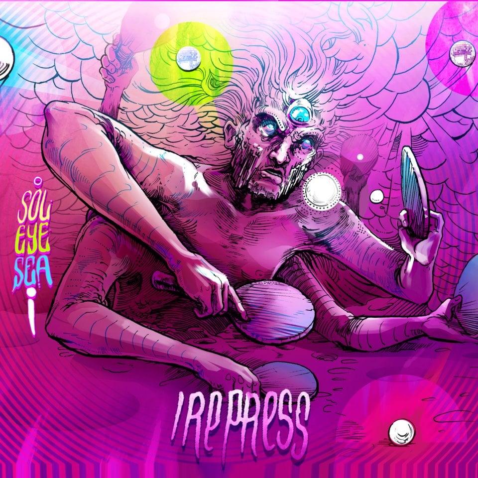 Image of Irepress - Sol Eye Sea I CD