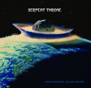 Image of Serpent Throne - White Summer - Black Winter CD