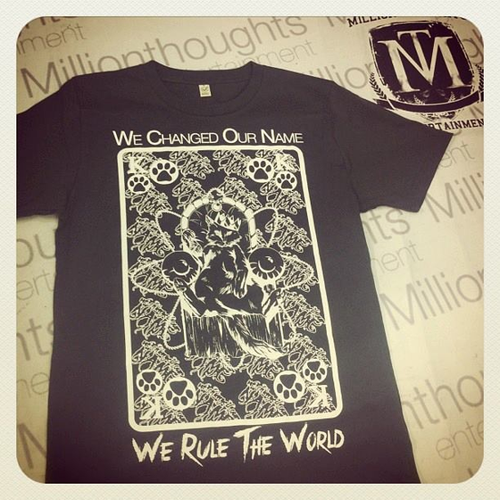 Image of SHIRT - WE RULE THE WORLD