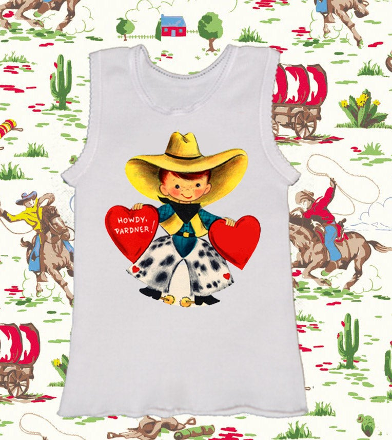 Image of Howdy Partner Singlet