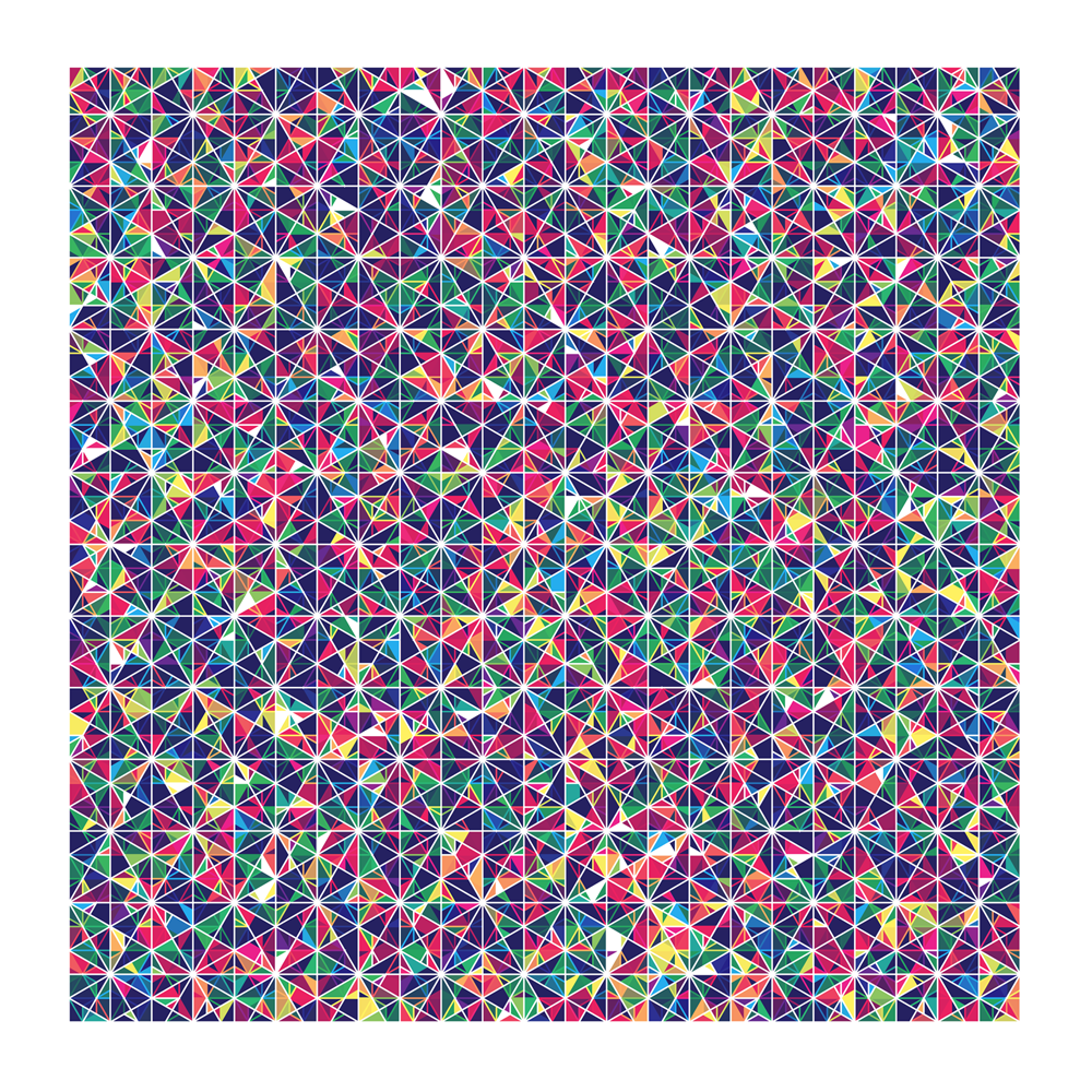 Image of Triangle Cubes