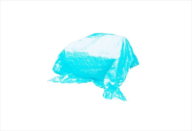 Image of Tarp (Blue)