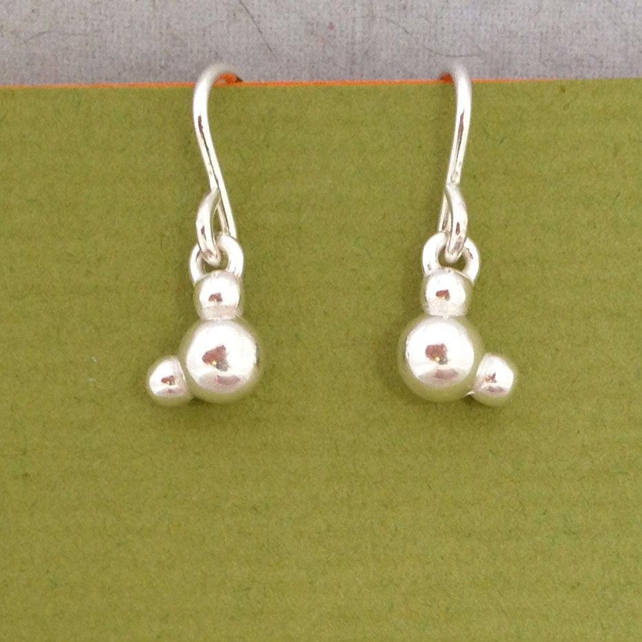Image of water earrings