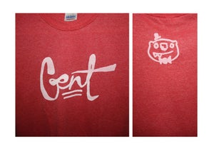 Image of Gent Logo Red
