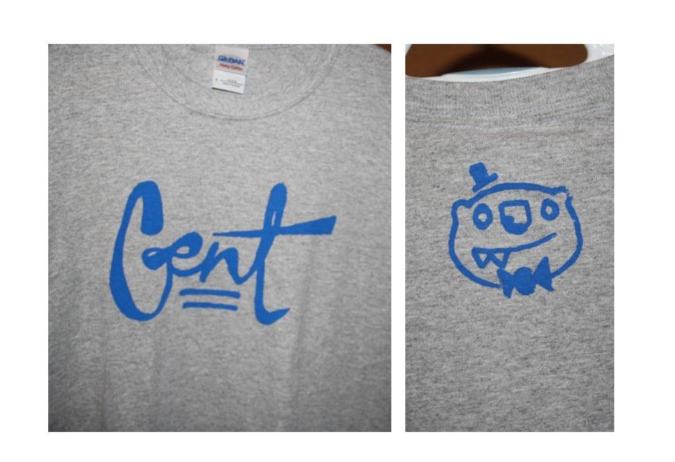 Image of Gent Logo Grey