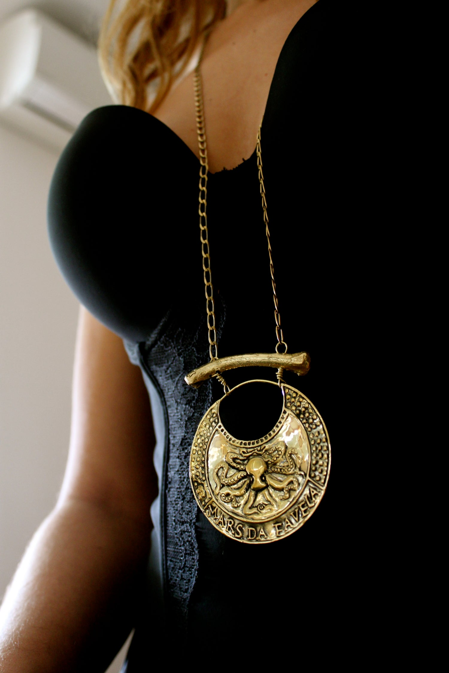 Image of The Octo-Medallion
