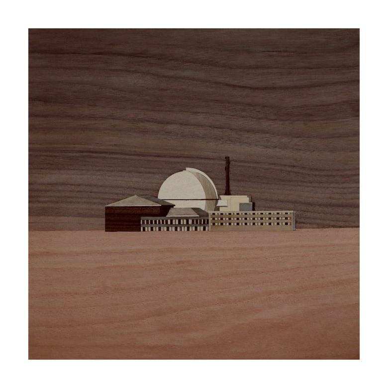 Image of Dounreay - 21 x 21cm Digital Print