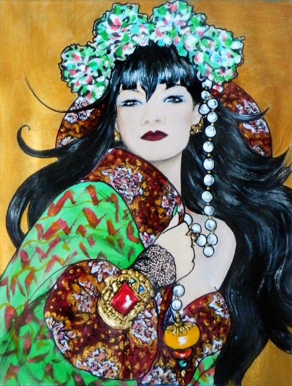 Image of Oriental Beauty