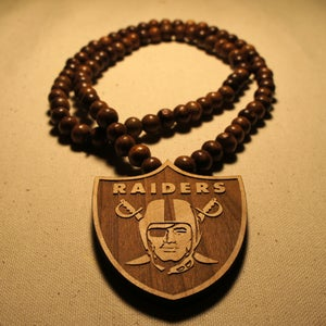 Image of OAKLAND RAIDERS CHAIN