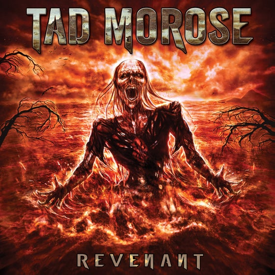 Image of Tad Morose - Revenant (CD)