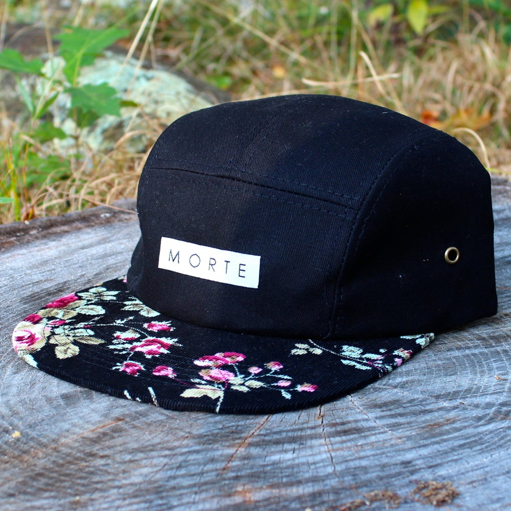Image of Floral Cap
