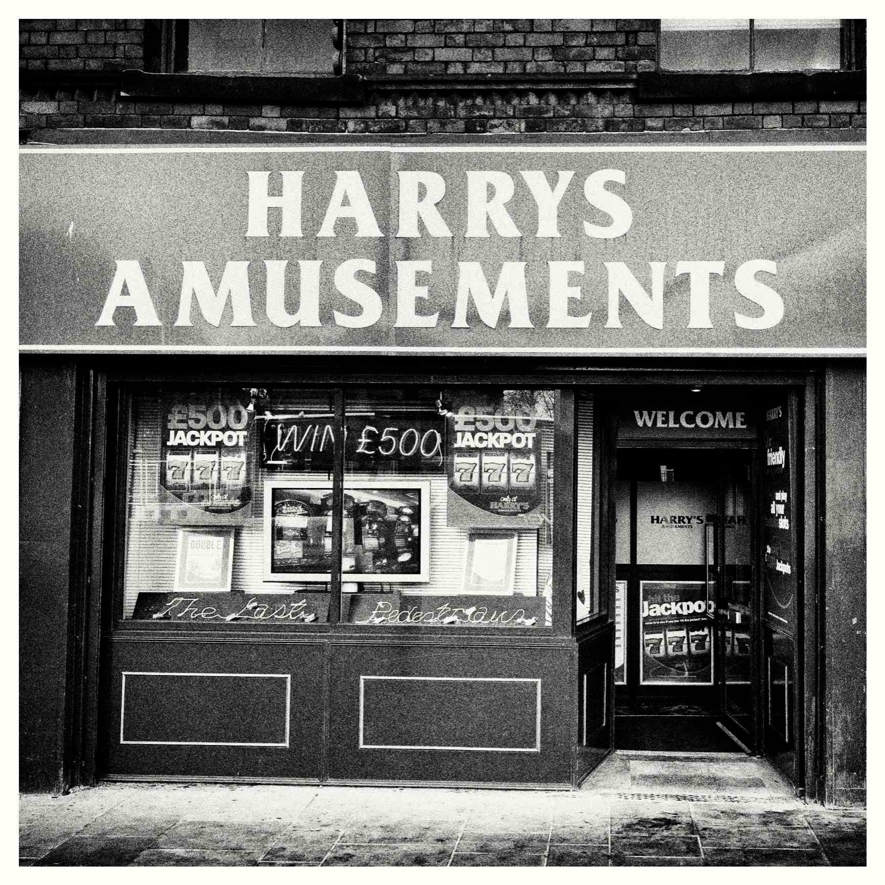 Harry's Amusements by The Last Pedestrians