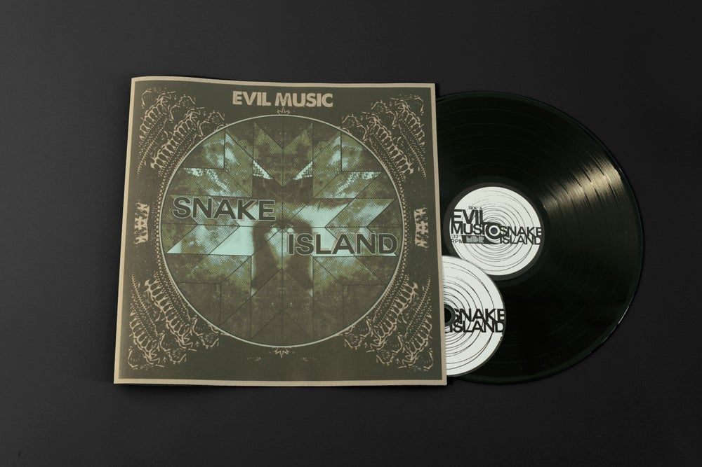 Image of Snake Island - Evil Music