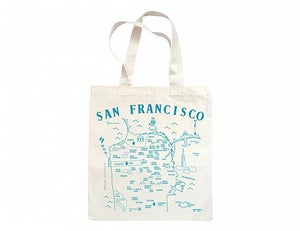 Image of Grocery Tote by Maptote - various locations