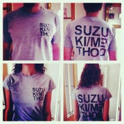 Image of Suzuki Method Ltd Edition T shirt & VIP special offer