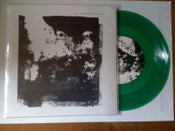"Image of Kato - Buried With The Rain 7"" GREEN Vinyl"