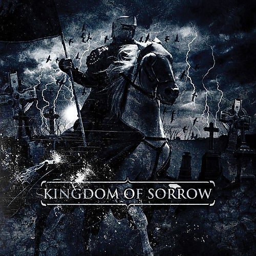 "Image of KINGDOM OF SORROW ""SELF TITLED"" CD/LP"