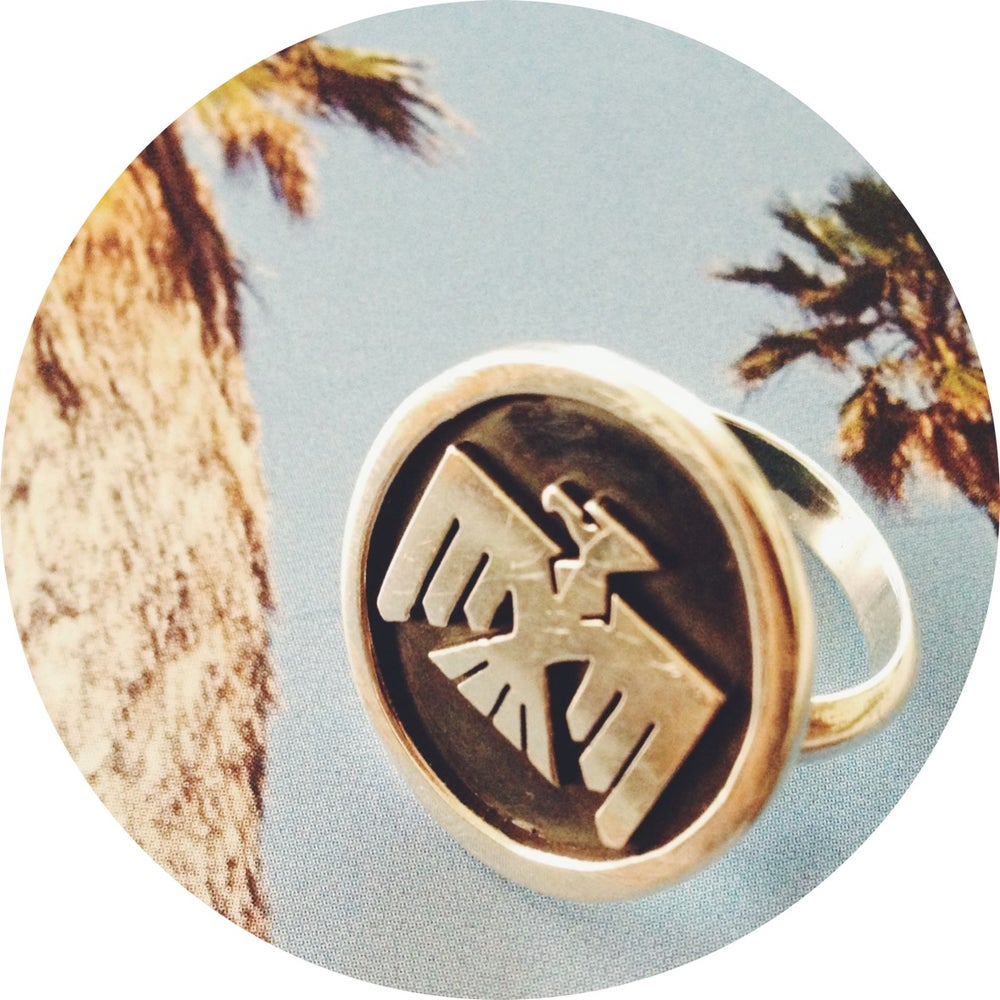 Image of CREST RING ///  El Aguila