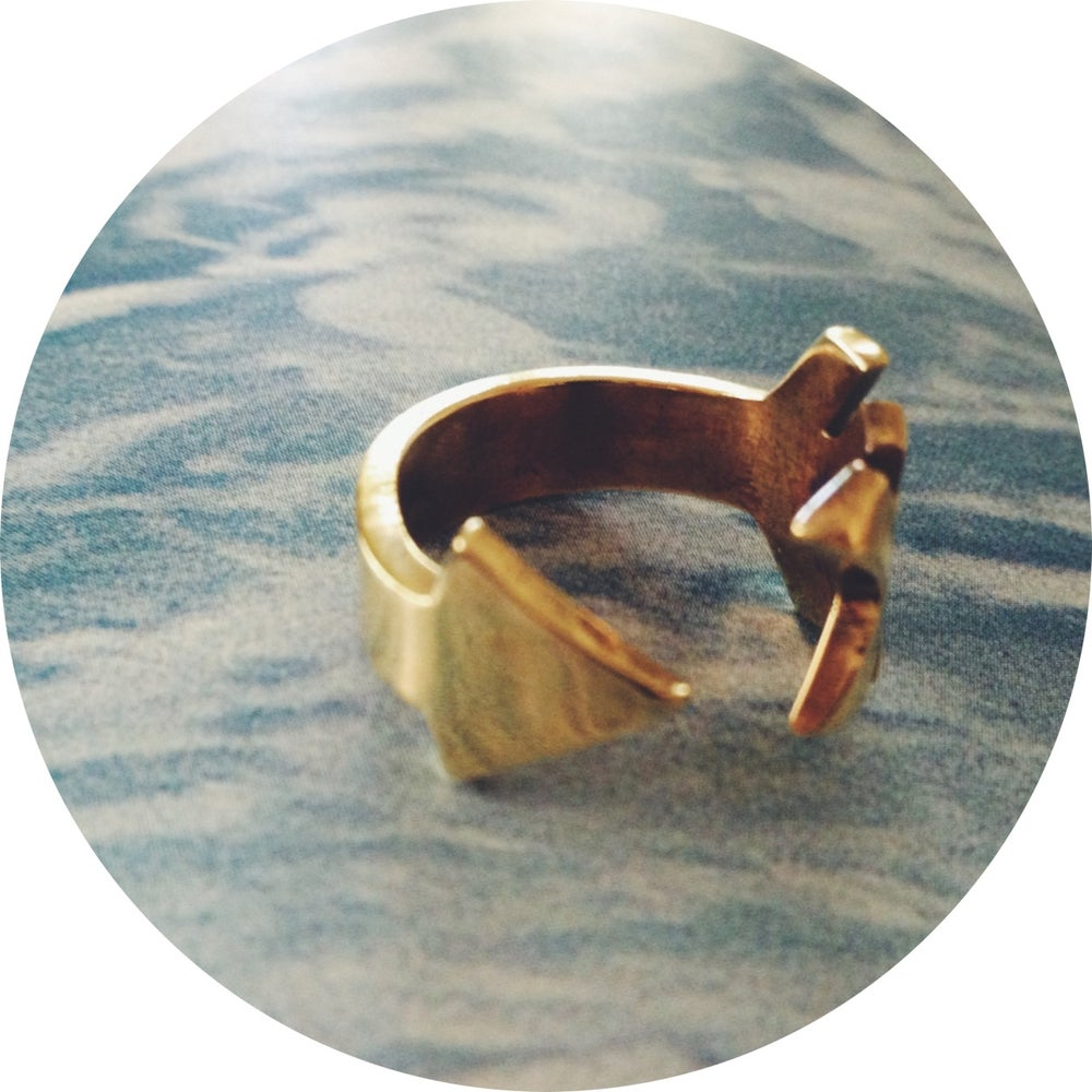 Image of WRAP RING /// Infinite