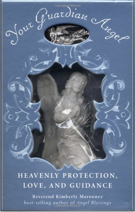 Image of Your Guardian Angel In a Box - Book and Kit