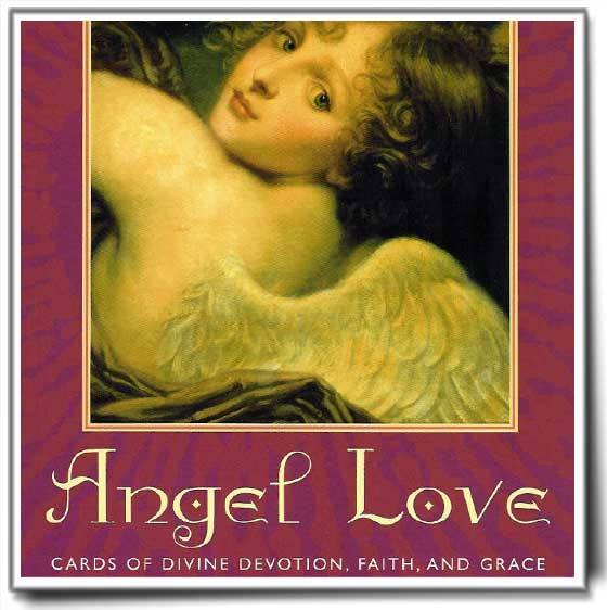 Image of Angel Love Cards - Book and Cards Set ~ BOGO!