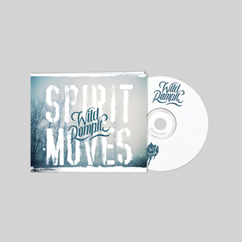 Image of Spirit Moves CD