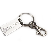 Image of Labyrinth Keychain