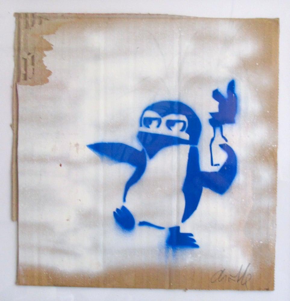 Image of Mr. Blue