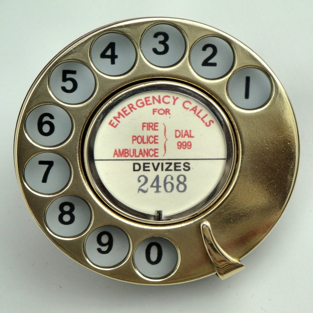 Image of Fully restored AT&E (Liverpool) Type 24C Dials