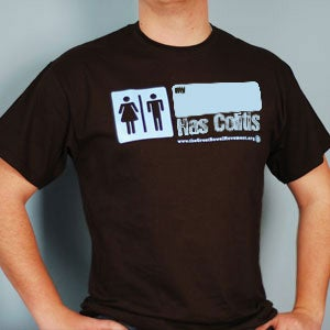 Image of My - Has Colitis T-Shirt