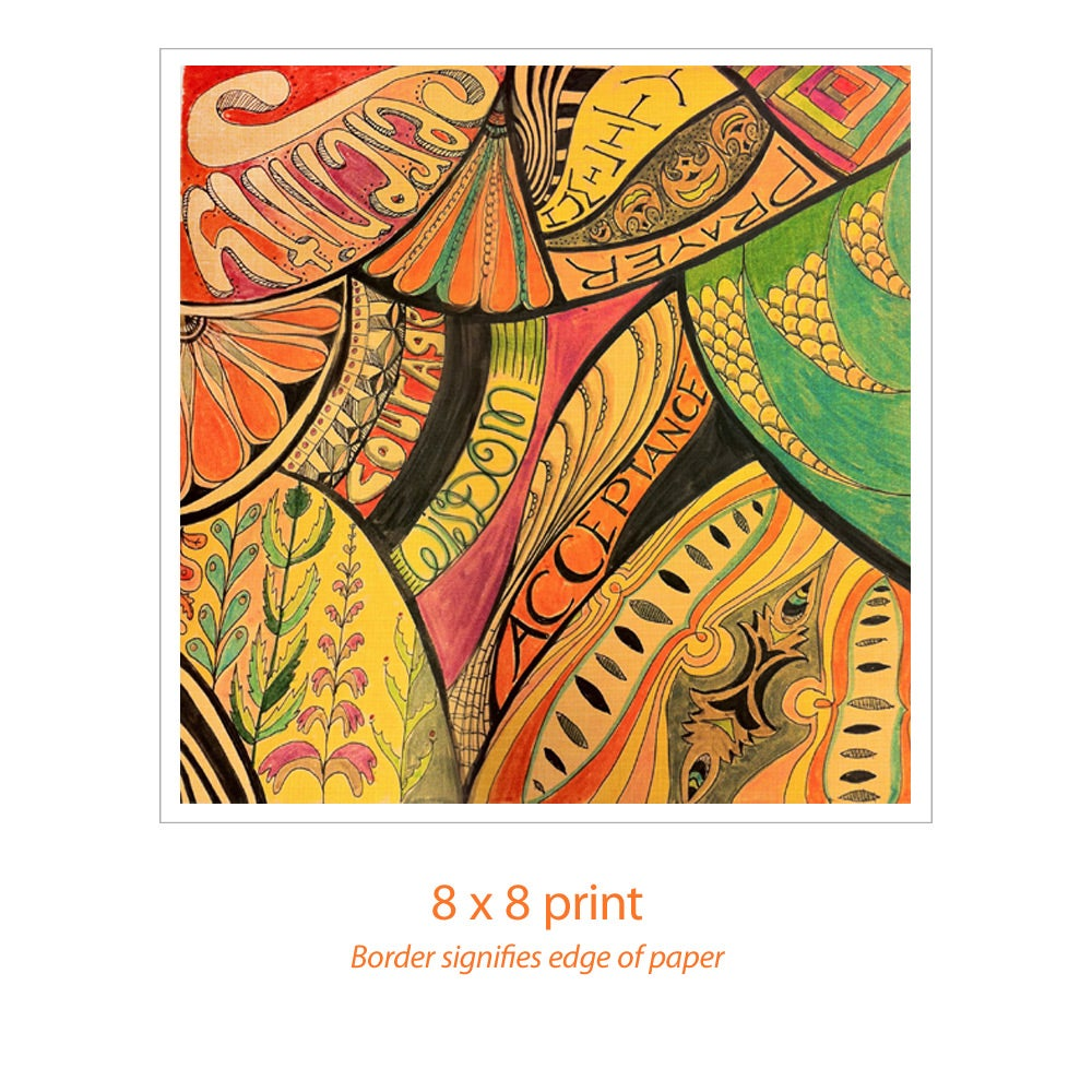 "Image of Print ""Serenity"""