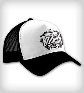 """Image of Trucker Cap """"Hops"""""""