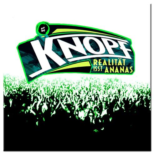 """Image of KNOPF CD """"Realität isst Ananas"""""""