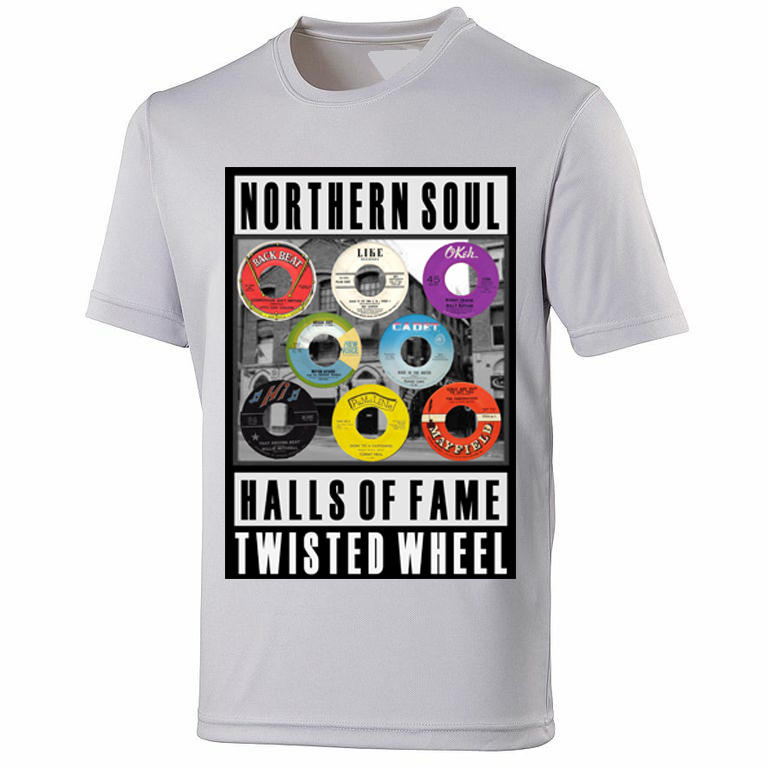 Image of Halls of Fame - Twisted Wheel