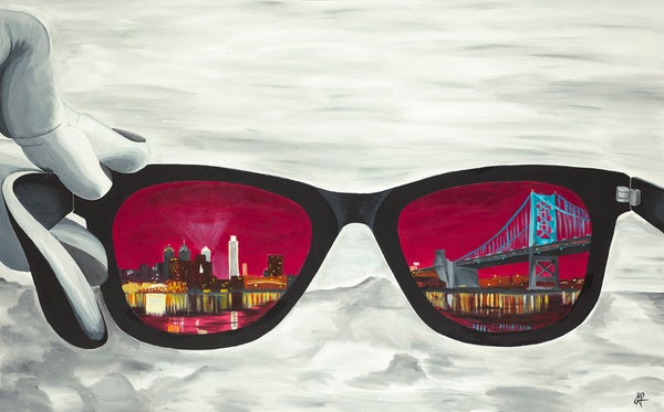 Image of Through These Eyes (Giclee)