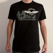 "Image of ""Men On A Mission"" T-Shirt unisex"