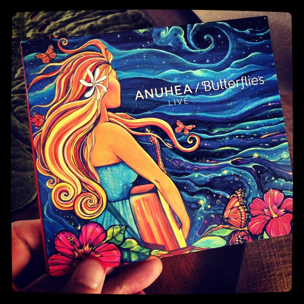 """Image of Autographed """"Butterflies: Live"""" Album"""