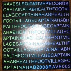 "Image of FOOT VILLAGE / HEALTH / CAPTAIN AHAB / JASON FORREST remix 12"""