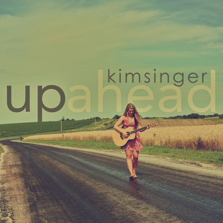 Image of Up Ahead-CD