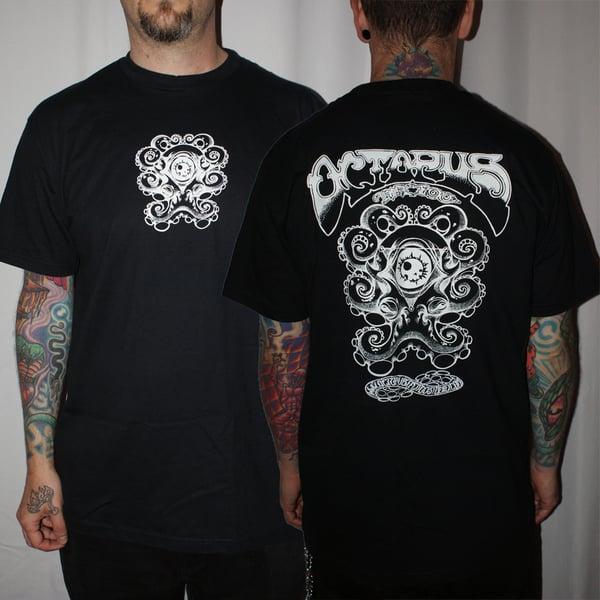 Image of Mens T-shirt - Black