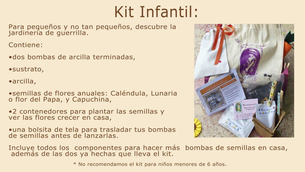 Image of Kit Infantil.