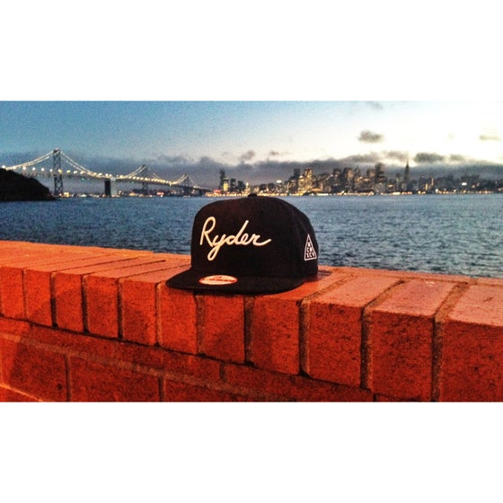 Image of Ryder New Era Snapback Hat
